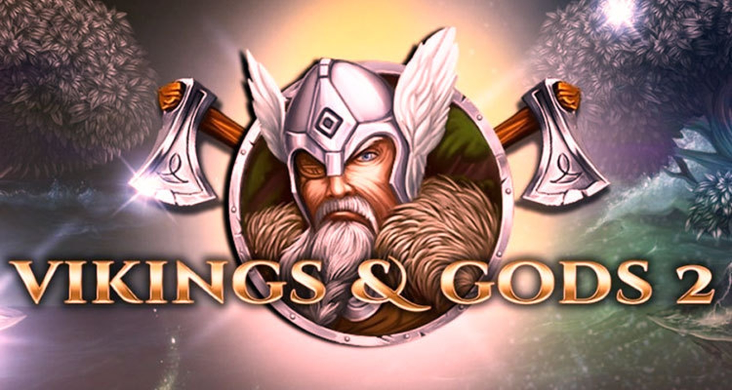 The Vikings and Gods 2 Online Slot Demo Game by Spinomenal
