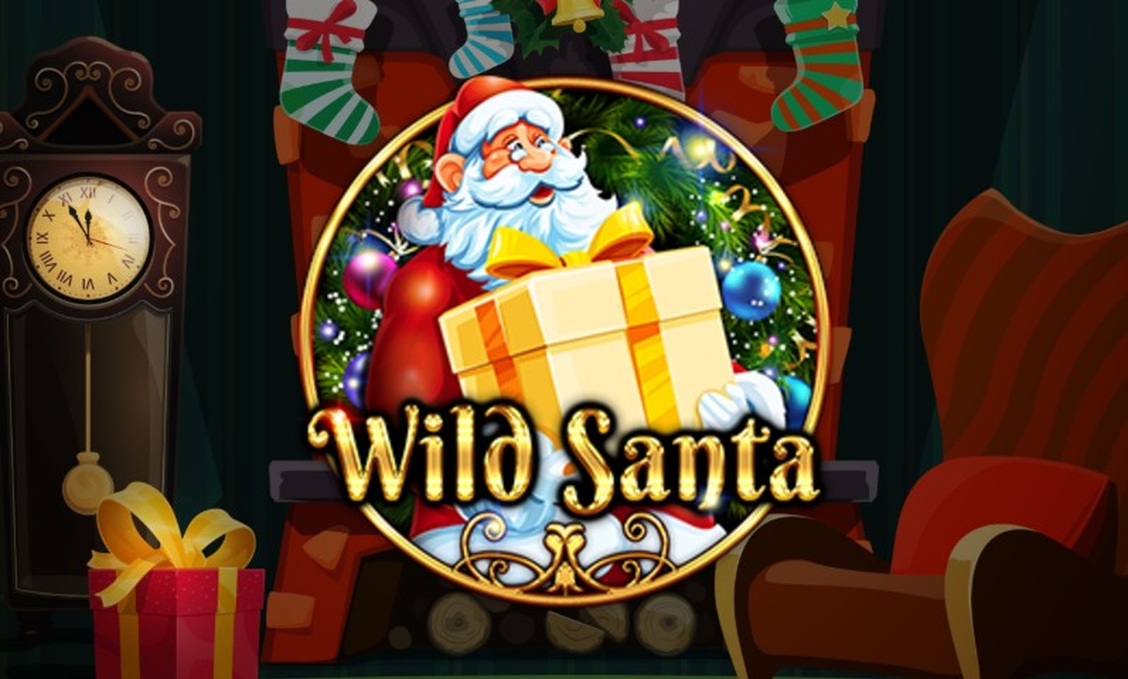 The Wild Santa Online Slot Demo Game by Spinomenal