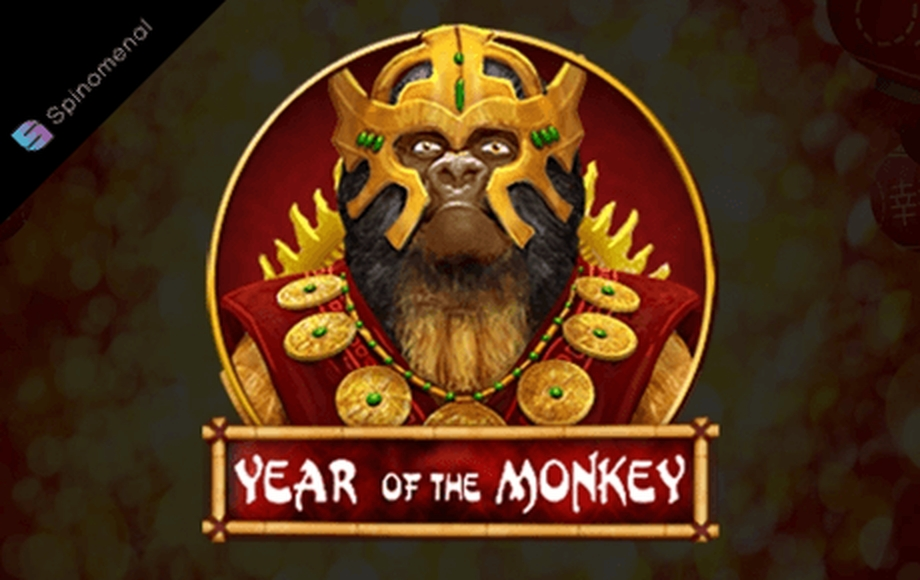 The Year of the monkey (Spinomenal) Online Slot Demo Game by Spinomenal
