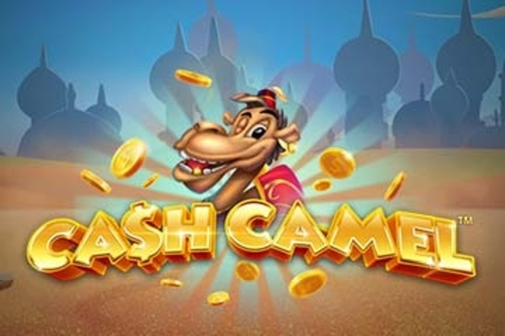 The Cash & Camels Online Slot Demo Game by Stakelogic