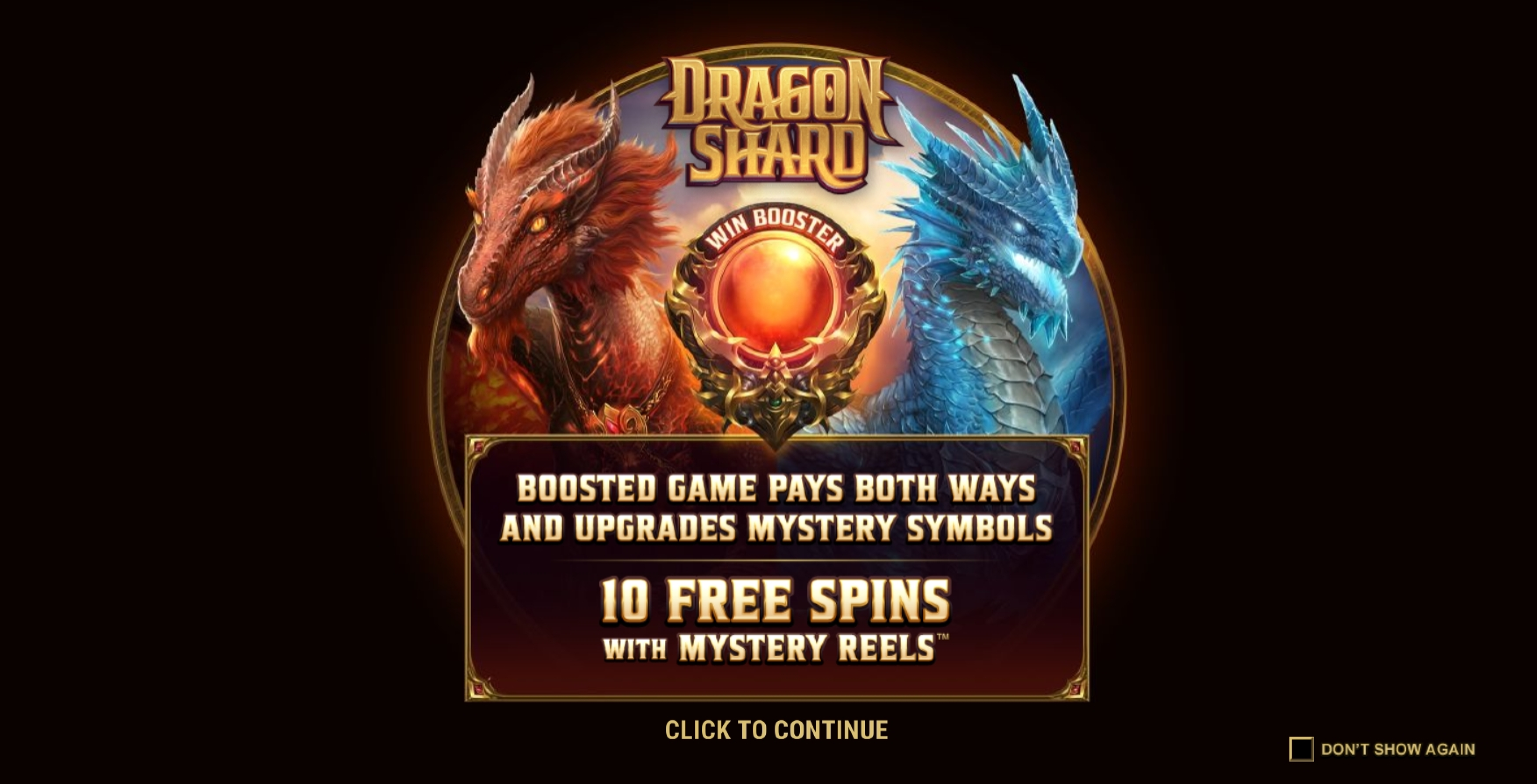 Play Dragon Shard Free Casino Slot Game by Stormcraft Studios