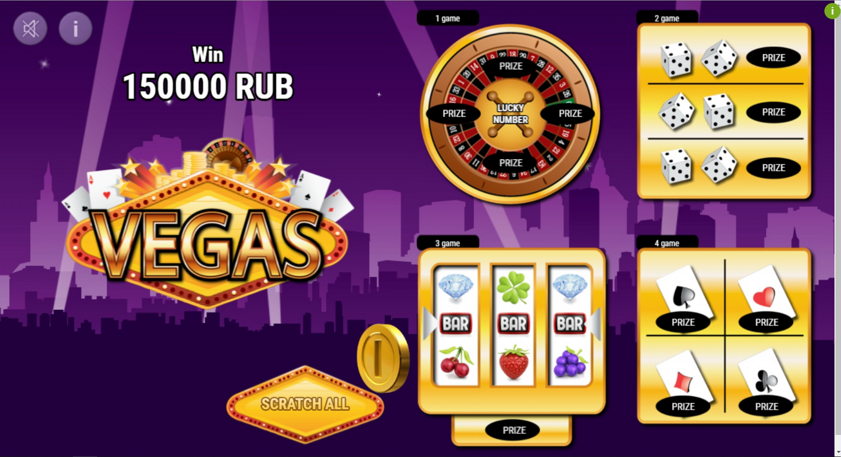 Reels in Vegas Slot Game by SuperlottoTV
