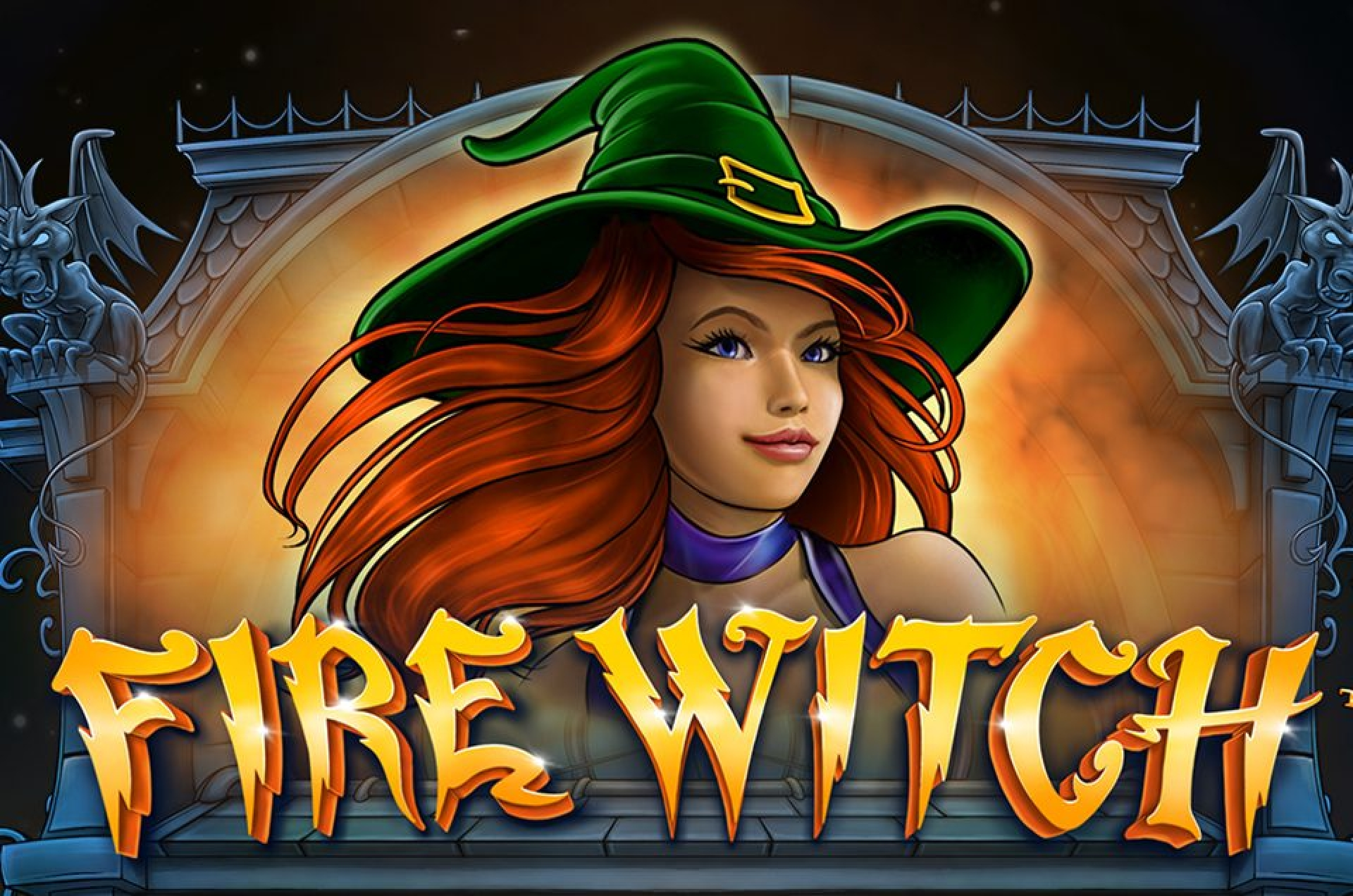 The FIRE WITCH Online Slot Demo Game by Synot Games