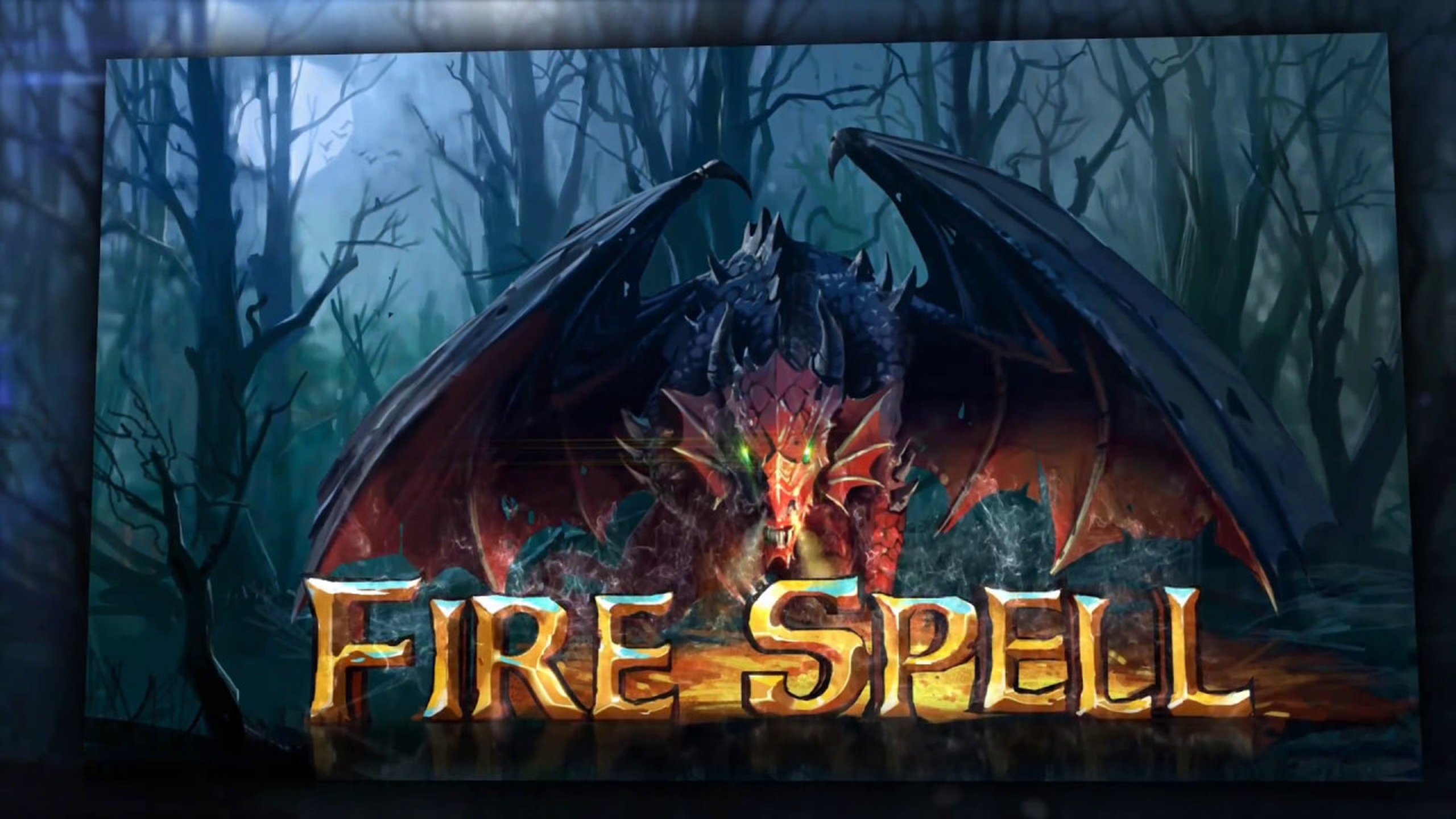 The Fire Spell Online Slot Demo Game by Synot Games