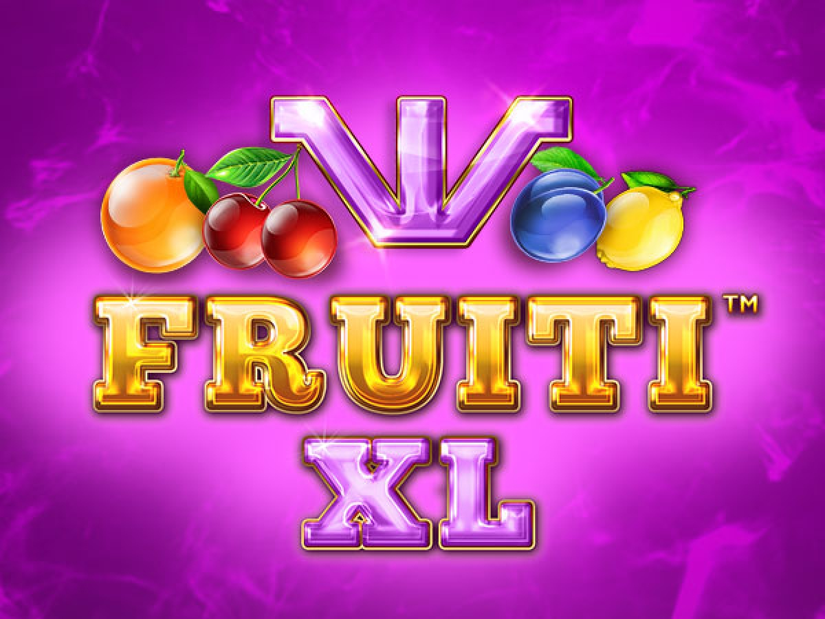 The Fruiti XL Online Slot Demo Game by Synot Games