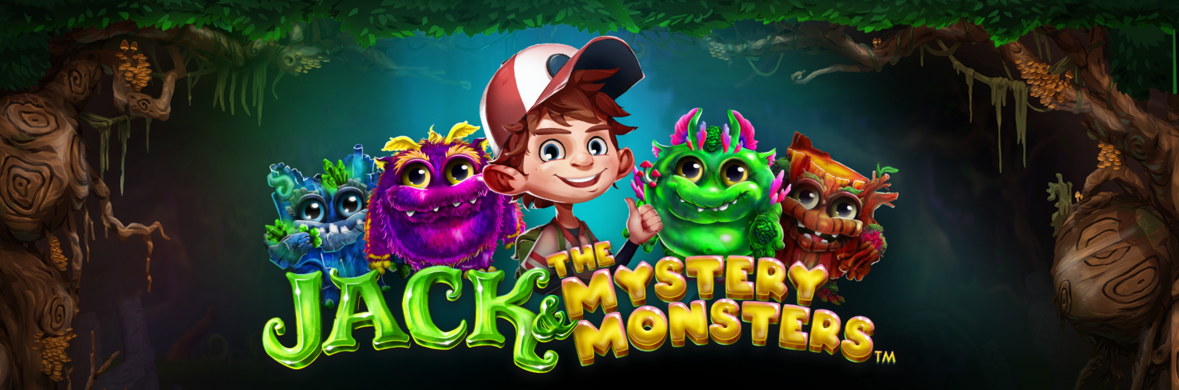 The Jack And The Mystery Monsters Online Slot Demo Game by Synot Games