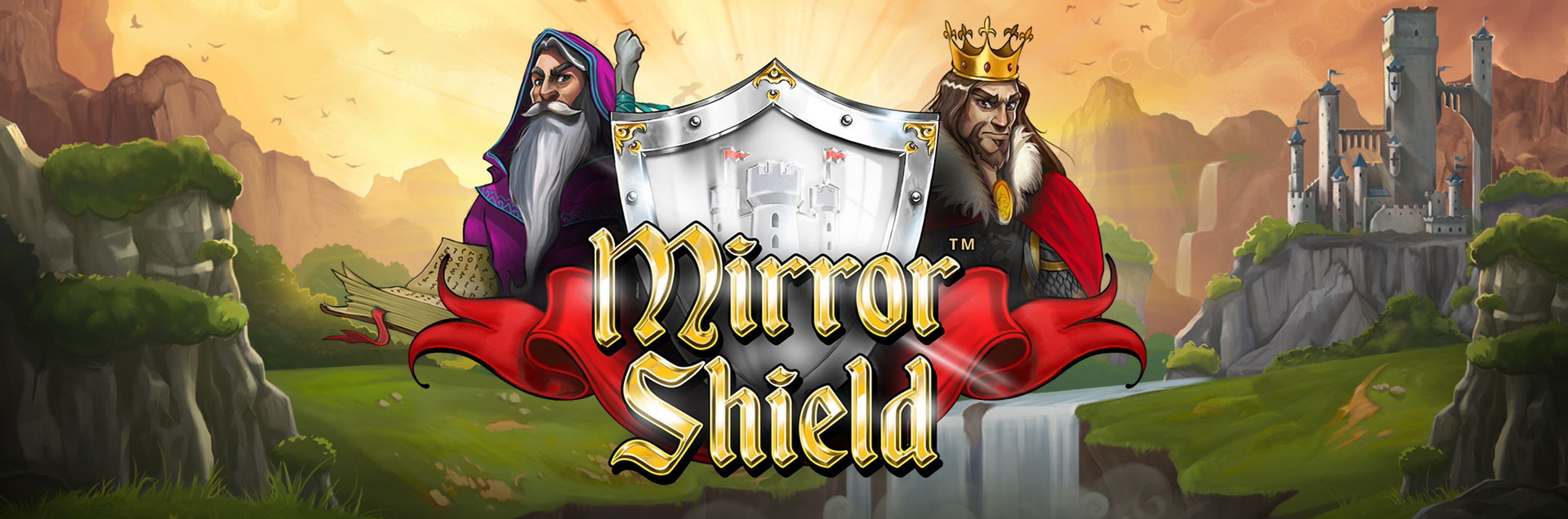 The Mirror Shield Online Slot Demo Game by Synot Games