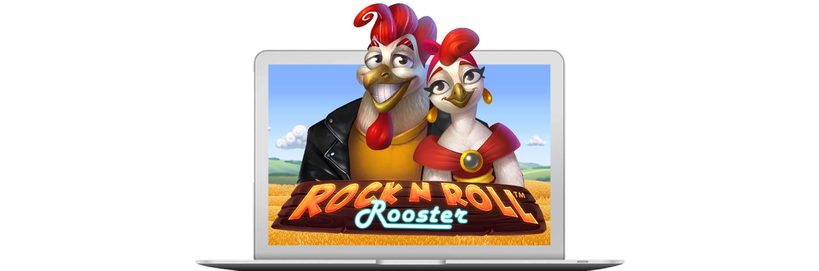 The Rock n Roll Rooster Online Slot Demo Game by Synot Games