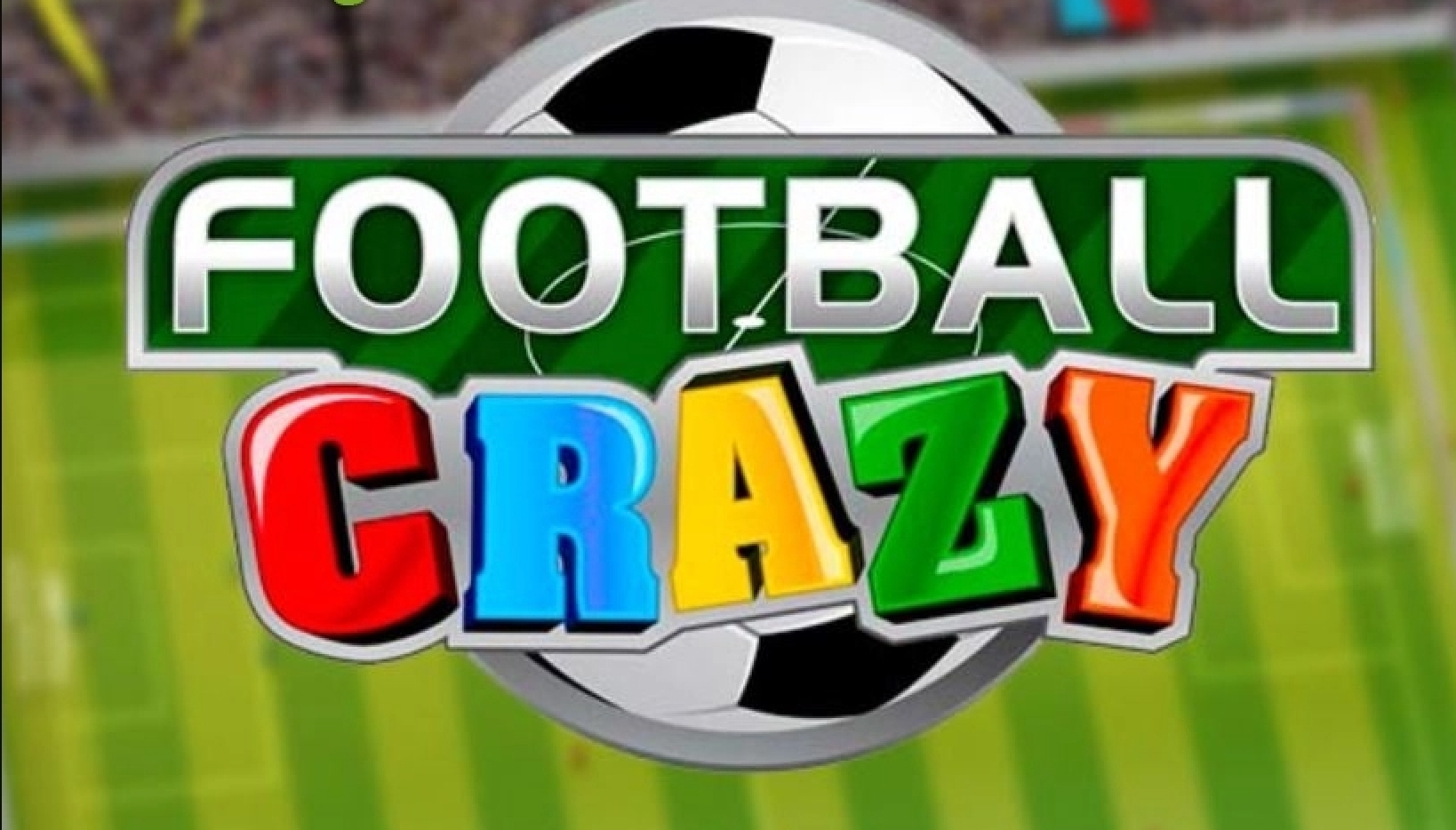 The Football Crazy Online Slot Demo Game by The Games Company