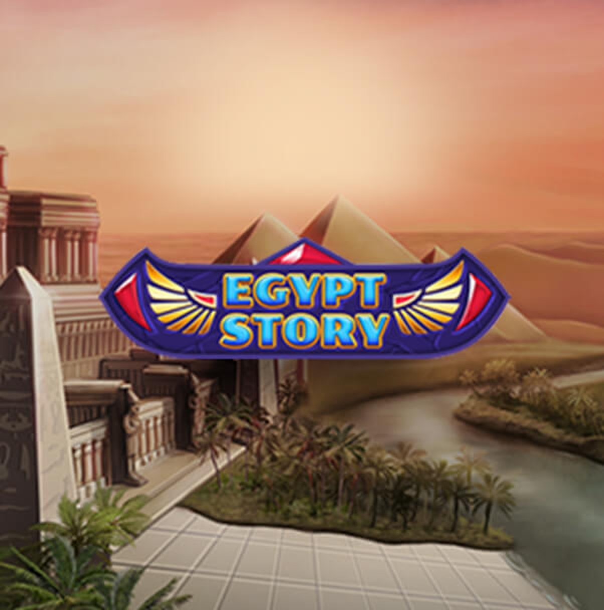 The Egypt Story Online Slot Demo Game by Thunderspin