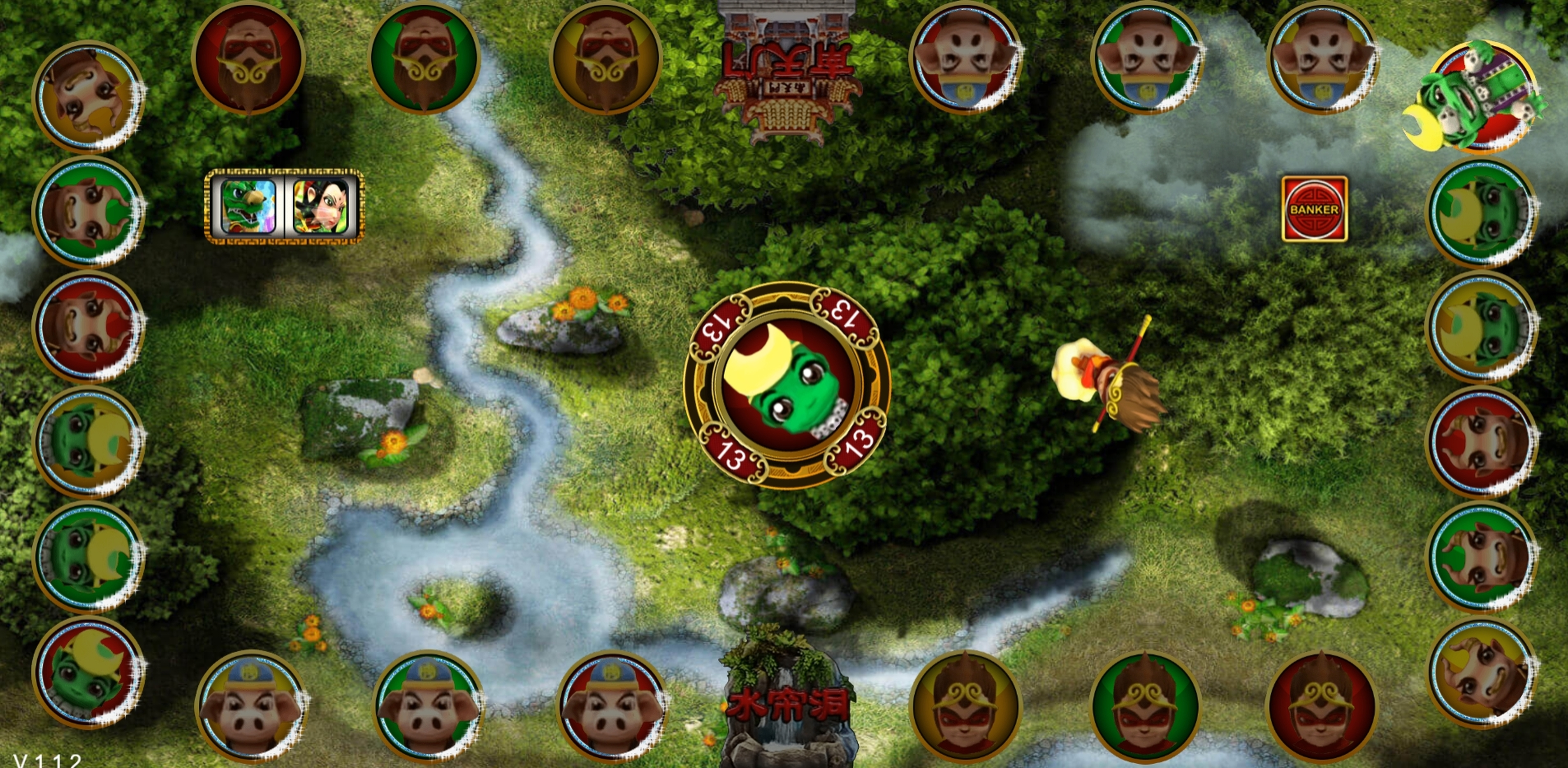 Win Money in Monkey Story Plus Free Slot Game by Vela Gaming