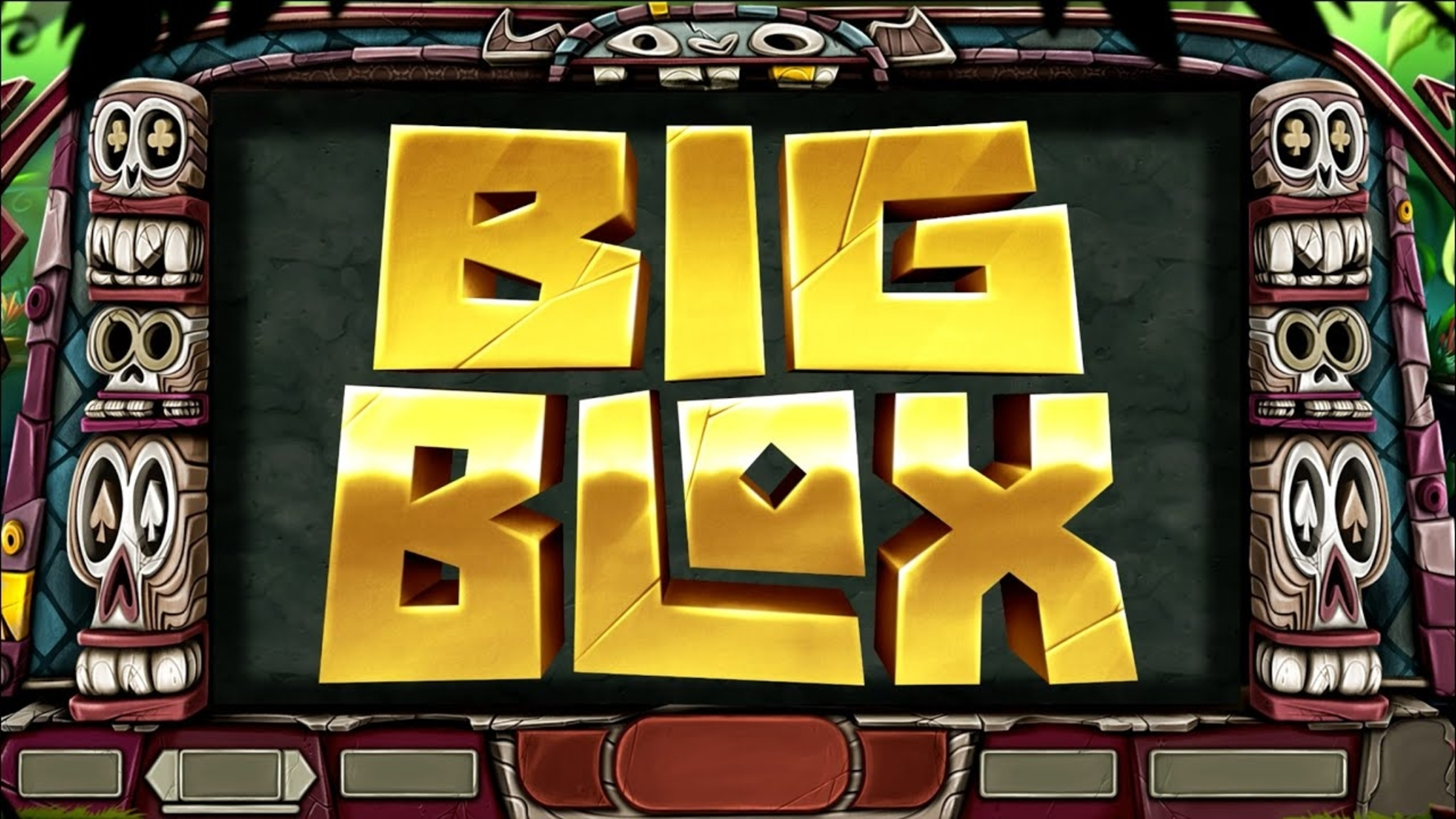 The Big Blox Online Slot Demo Game by Yggdrasil