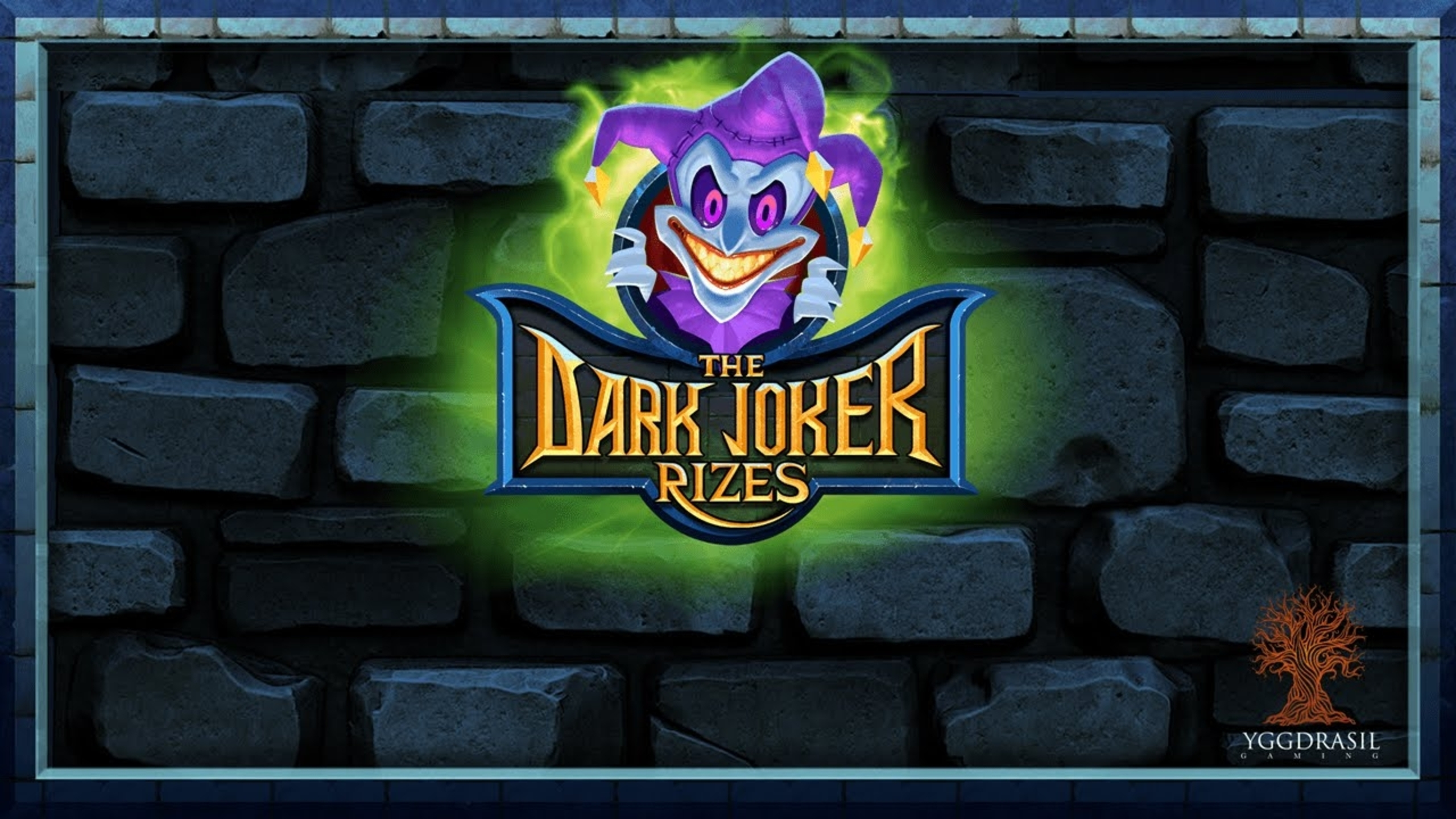 The The Dark Joker Rizes Online Slot Demo Game by Yggdrasil