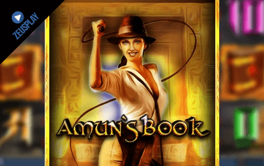 The Amuns Book HD Online Slot Demo Game by ZEUS PLAY
