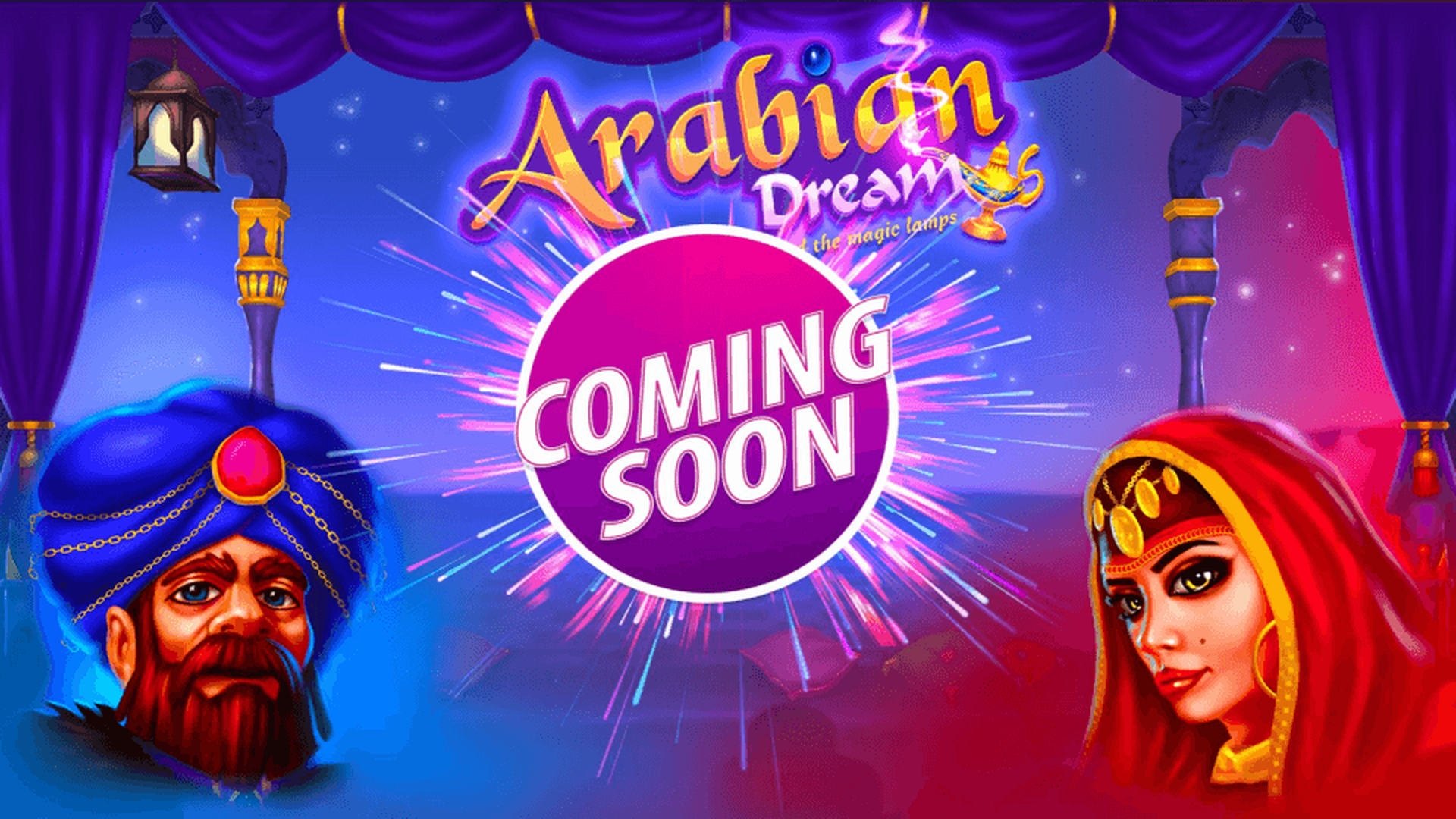 The Arabian Dream Online Slot Demo Game by ZEUS PLAY