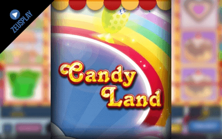 The Candy Land Online Slot Demo Game by ZEUS PLAY