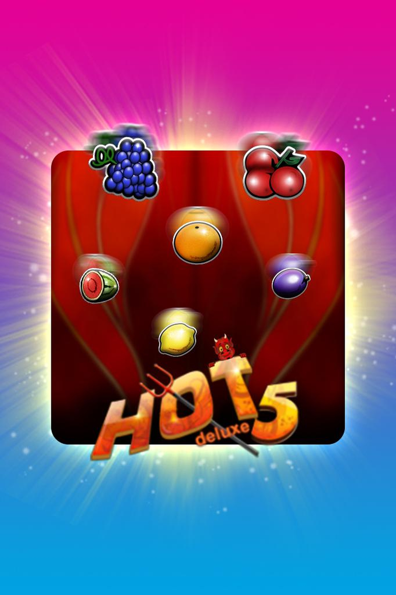 The Hot 5 Deluxe Online Slot Demo Game by ZEUS PLAY
