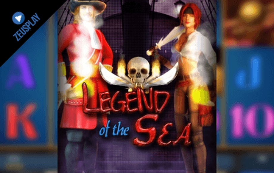 The Legend of the Sea Online Slot Demo Game by ZEUS PLAY