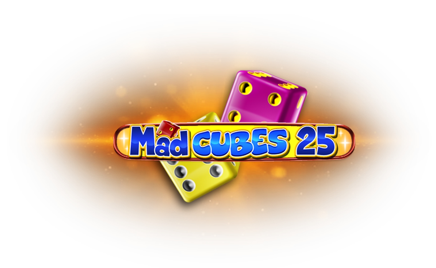 The Mad Cubes 25 Online Slot Demo Game by ZEUS PLAY