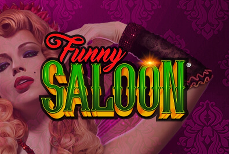 The Funny Saloon Online Slot Demo Game by Zitro