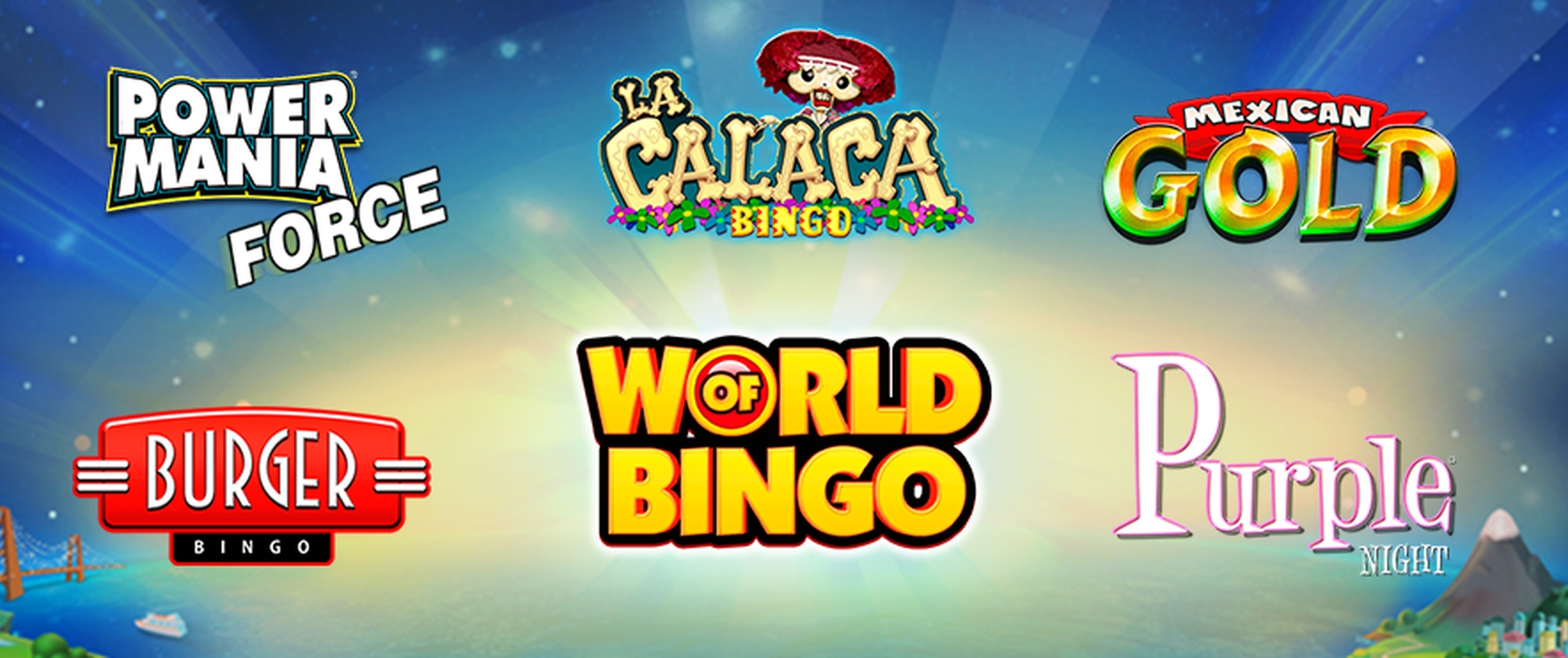 The La Calaca Bingo Online Slot Demo Game by Zitro